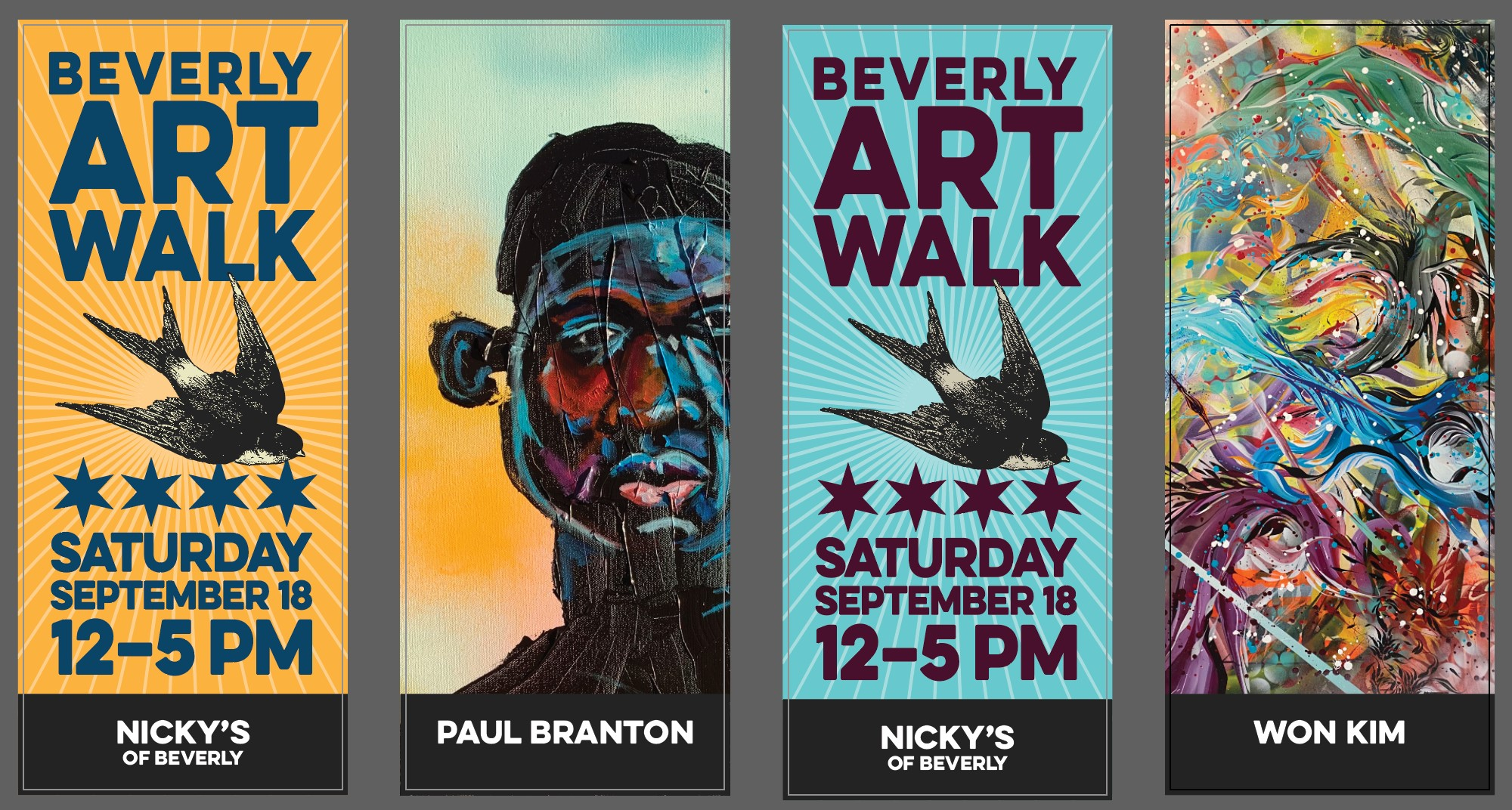 You are currently viewing The Beverly Art Walk & After Party at N.O.B.