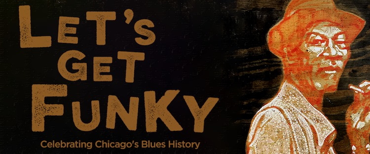 'Let's Get Funky' with the Blues June 12